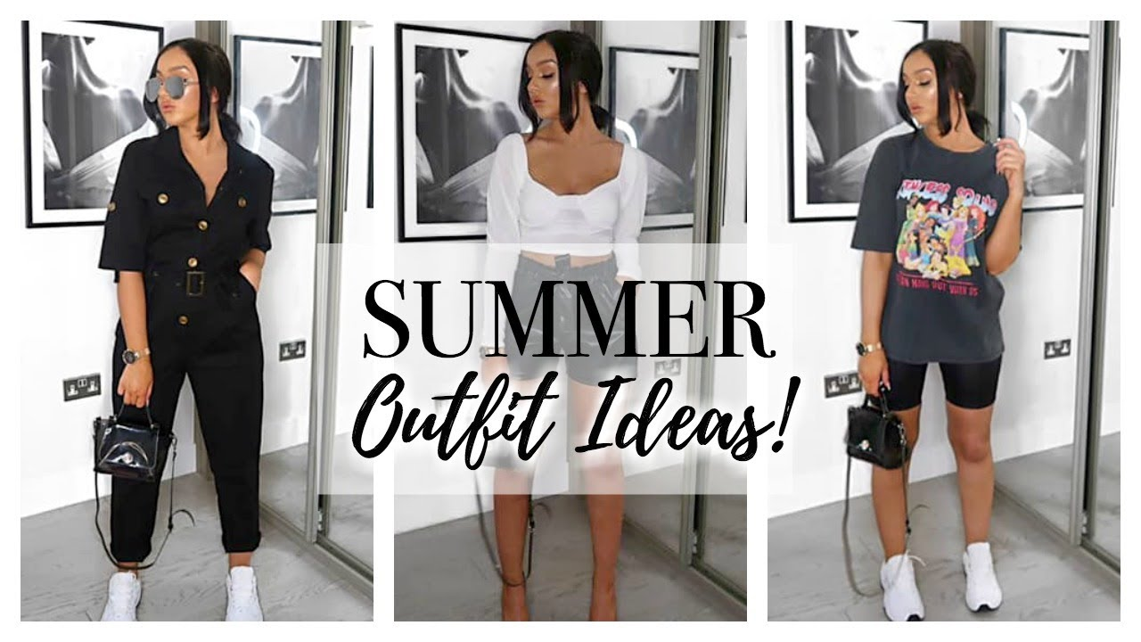 SUMMER OUTFIT IDEAS // What to wear summer 2019! 4