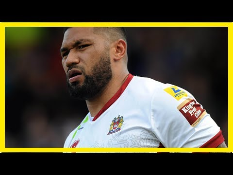 Breaking News   Frank-Paul Nuuausala slams treatment by Wigan from YouTube · Duration:  1 minutes 41 seconds
