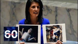Запад поймали на лжи в Сирии! 60 минут от 14.02.19