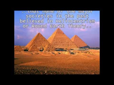Pyramids and the square flat earth thumbnail