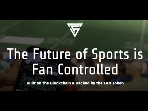 FCFL Fan controlled football - Token Offering