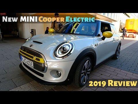 New MINI Cooper Electric 2019 Review Interior Exterior