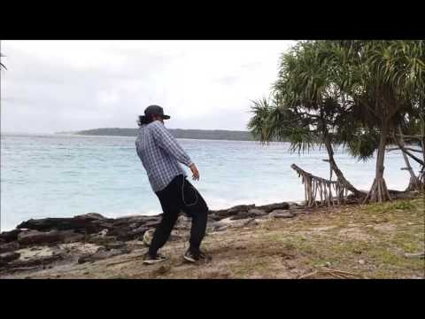 Popping Dance by Agent AL at Valu Beach