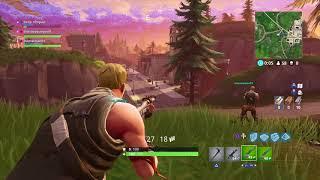 Fortnite Lobo gets pick axe kill funny video