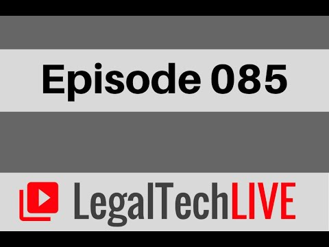 Nick Moran Of New Stack Ventures And The Full Ratchet - LegalTechLIVE - Episode 085