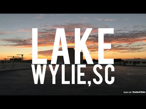 Fishing Lake Wylie-Tega Cay-Day 2(Fort Mills)