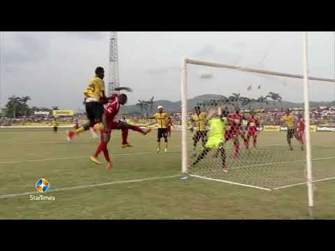 Footy-GHANA.com :: Match Highlights: AshantiGold 2-0 Kotoko | #GHPLwk5