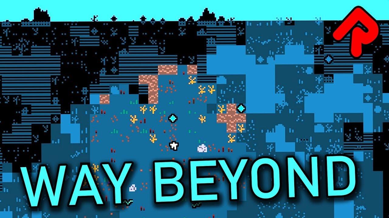 Way Beyond gameplay: Pixel-art Roguelite Inspired by Nethack & Zelda! (PC  alpha 1)