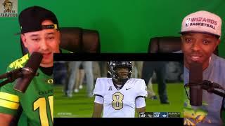UCF VS UCONN | REACTION | COLLEGE FOOTBALL HIGHLIGHTS