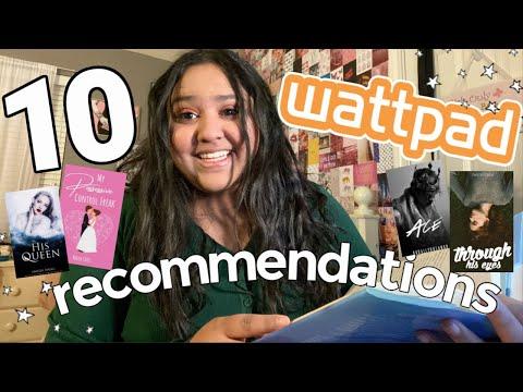 the best 10 romance wattpad recommendations