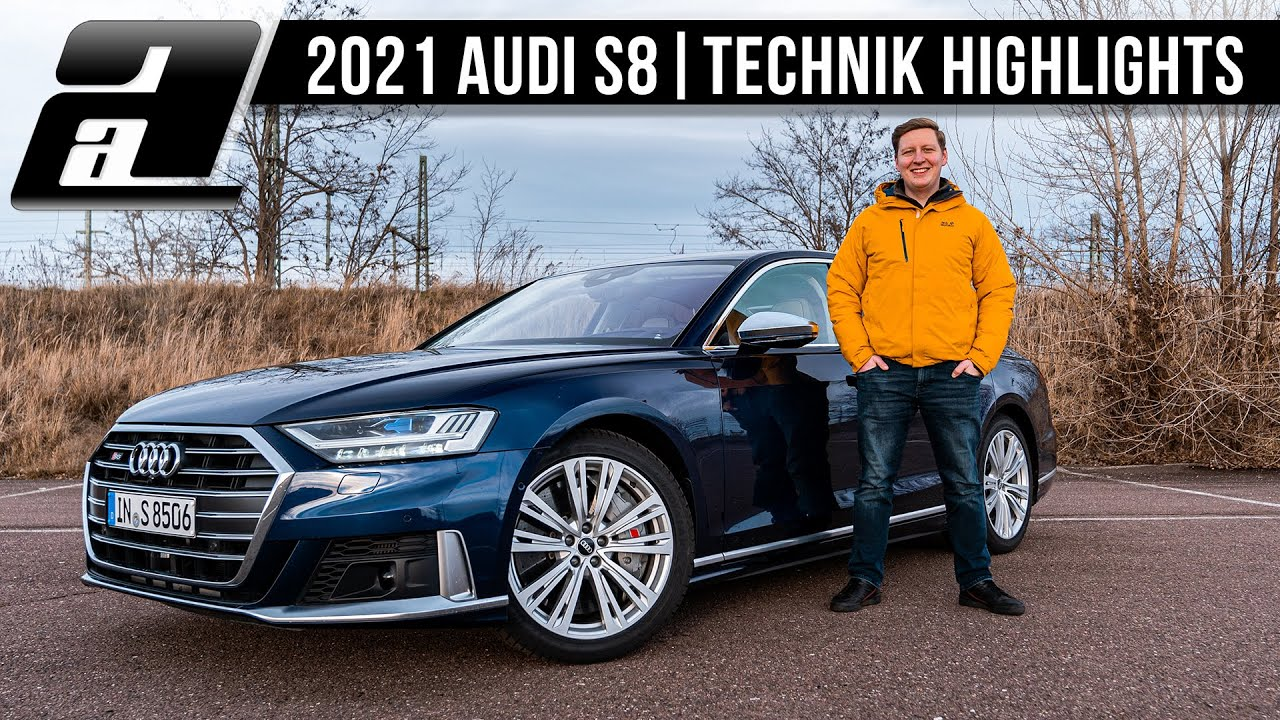 2021 Audi S8 (571PS, 800Nm)   Privat Jet für die Straße   REVIEW
