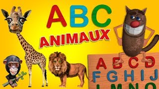 Foufou - L'Alphabet Des Animaux pour les enfants (Learn the Alphabet with Animals for kids) 4k