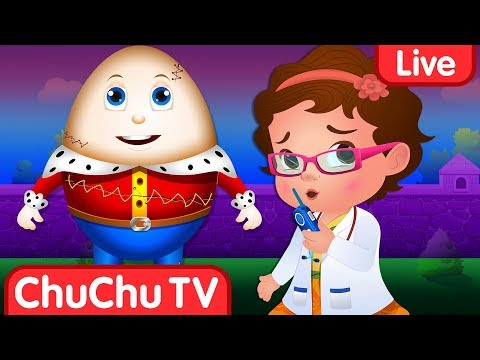 Johny Johny Yes Papa 3D Nursery Rhymes & Songs For Babies - Live Stream - วันที่ 01 Dec 2018