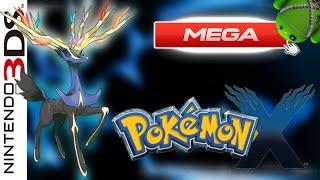 descargar pokemon x mega