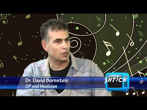 The SHTICK S29-06 Seg.1  Dr David Bornstein on the health benefits of music