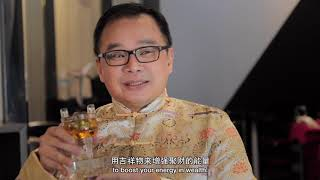 Celebrity Feng Shui Master Hui will also be presenting a summarized...