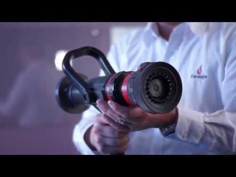 Pitón TURBOJET Wide & High Range - Uso, Mantenimiento y Cuidados