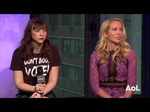 """The Cast Of """"Good Girls Revolt"""" Talk About The Show   BUILD Series"""