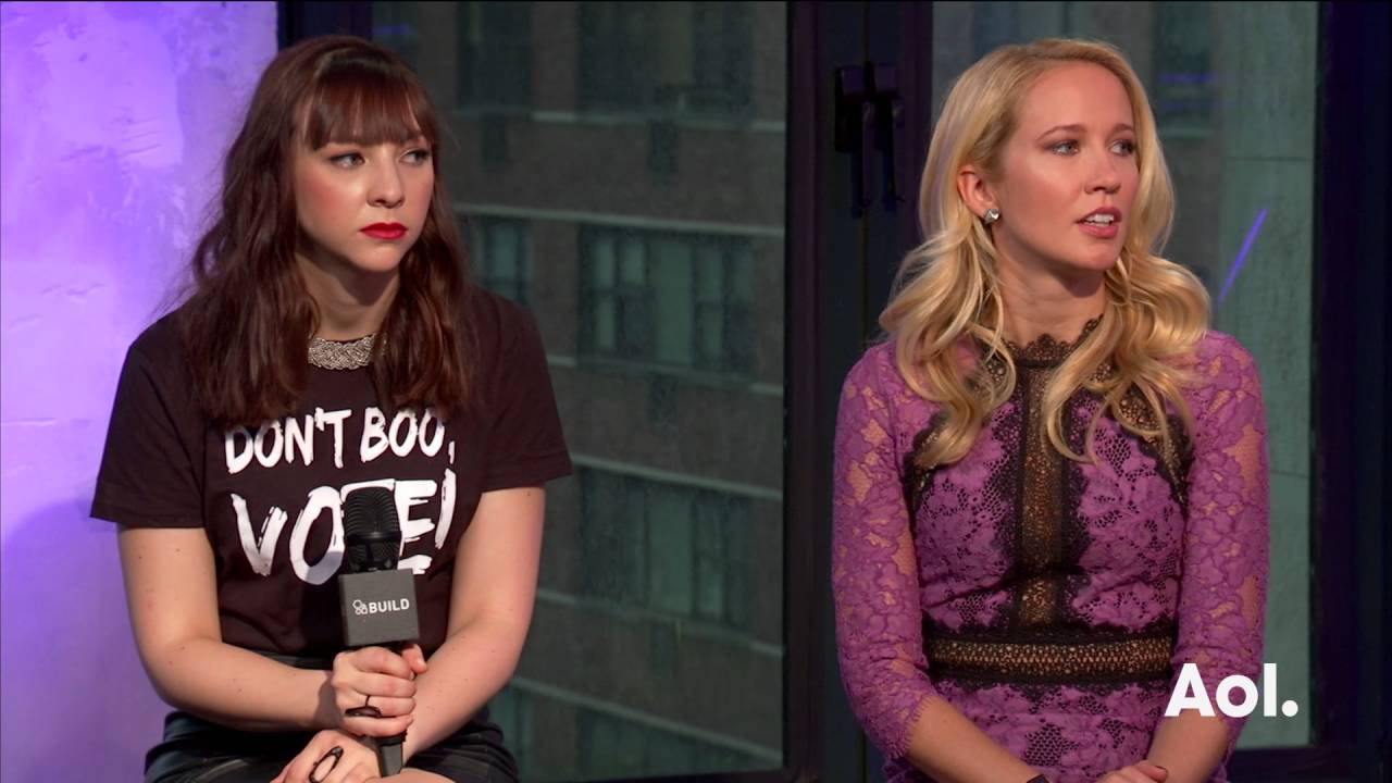"""Download The Cast Of """"Good Girls Revolt"""" Talk About The Show 