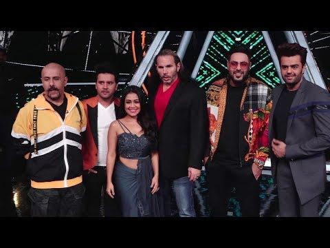 Indian Idol Season 10 With Badshah & WWE Star Matt Hardy