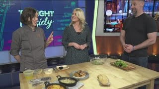 Check out the Canopy Hotel for Portland Dining Month