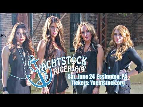 Yachtstock RiverJam Music Festival June 24 - FIOS AD