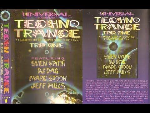 JEFF MILLS - TECHNO TRANCE - TRIP ONE MIXTAPE 1993