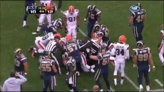 2011 Week 10 Rams vs Browns Highlights