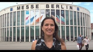 Live Tour at Fespa 2018 Berlin!