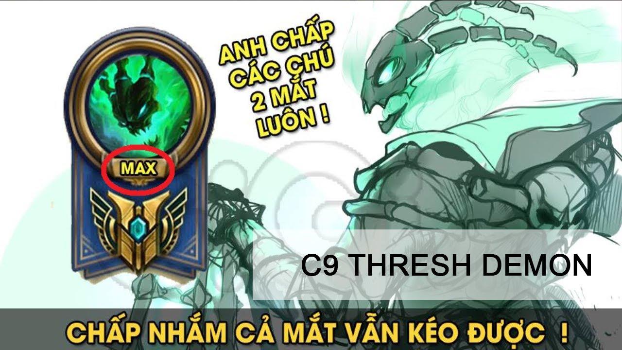 Download NEW RUNES ON THRESH -ARRAVERI - C9 Thresh Demon  Best Thresh