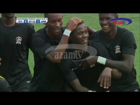 ARPL 18-19: ETINCELLES FC 0 - 2 APR FC (Goals/Ibitego)
