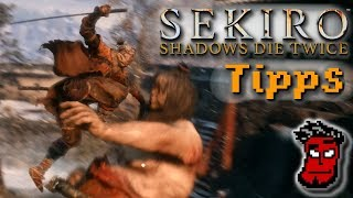 Sekiro Shadows Die Twice: Einsteiger Tipps | Gameplay Guide / Tutorial [German Deutsch]