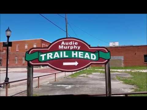 Farmersville, Texas  On The Northeast Texas Trail