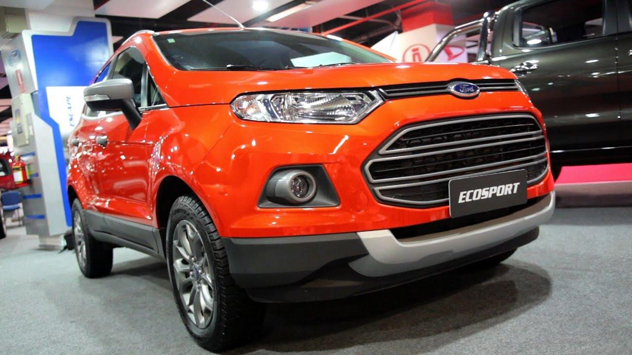 Ford Ecosport 2013 revisada en Per I Video en Full HD I Todoautos