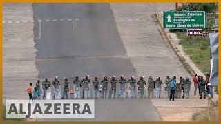 🇻🇪 Venezuela border closure: Tensions mount near crossing with Brazil l Al Jazeera English