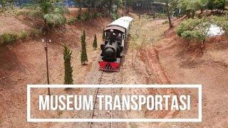 Jalan-jalan ke Museum Transportasi TMII - MinhubVlog