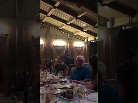 Сватовство Ахвана Ереван 2017 ресторан САЛОН