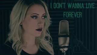 "ZAYN, Taylor Swift - ""I Don't Wanna Live Forever"" (Cover By The Animal In Me)"