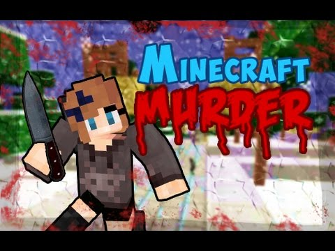 Minecraft: Murder | Everyone Has a Gun & We Broke the Game!