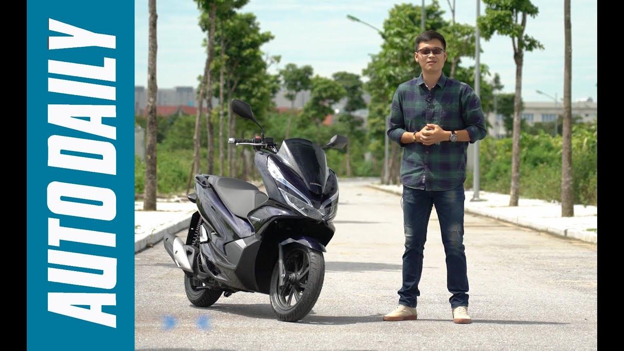 Đánh giá xe Honda PCX Hybrid 2018 đầu tiên tại Việt Nam |AUTODAILY.VN|