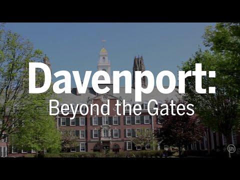 Davenport: Beyond the Gates