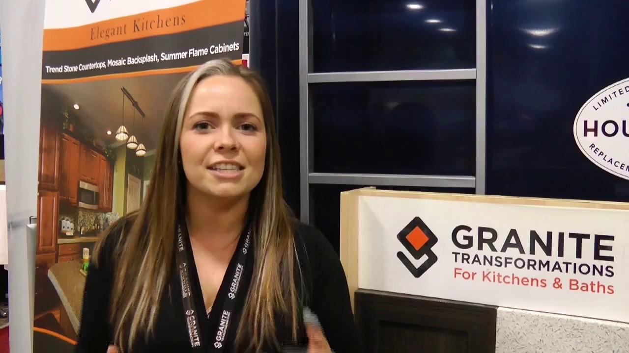 Kayla Intine Granite Transformations, Bath Planet, Mississauga