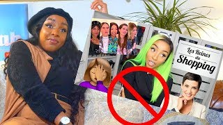 Honey Shay : La vérité sur Les Reines Du Shopping ? La Youtubeuse fait une grosse mise au point !