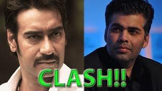 Ajay Devgan & Karan Johar's Clash Gets Ugly | Bollywood Gossip