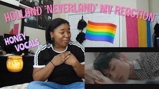 HOLLAND 'NEVERLAND' MV REACTION (SUPPORT HOLLAND!!)