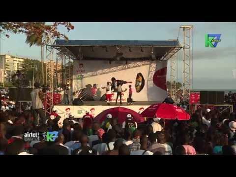 Airtel Dance Battle du 29/08/2015