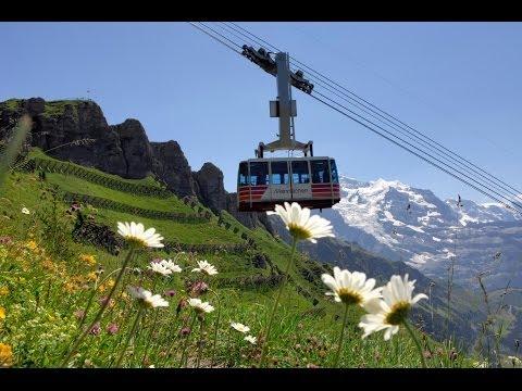Sunstar Alpine Hotel Wengen Schweiz HD