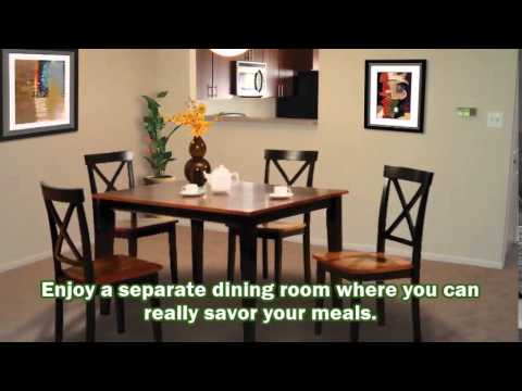 The Brooke at Peachtree Village | Apartment Complex Tour | Whitehall ...
