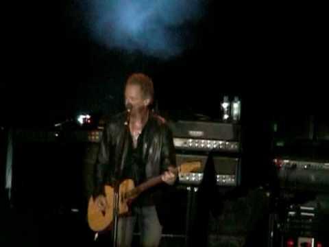 Lindsey Buckingham ~ World Turning ~ New York City Live 2008