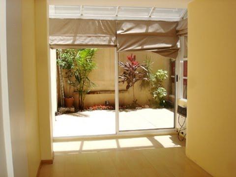 Video de departamento de 2 ambientes con patio en alquiler for Decoracion de interiores departamentos 2 ambientes